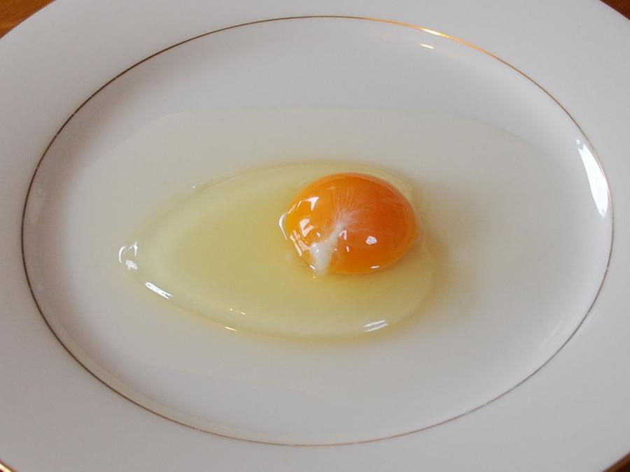 Receitas com clara de ovo