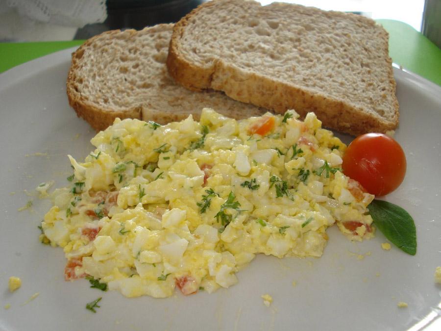 Pasta de ovo