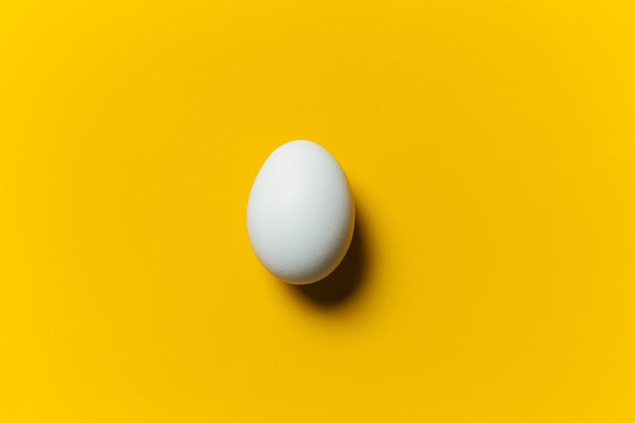 Pode comer ovo com diarreia?