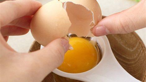 Sonhar com gema de ovo