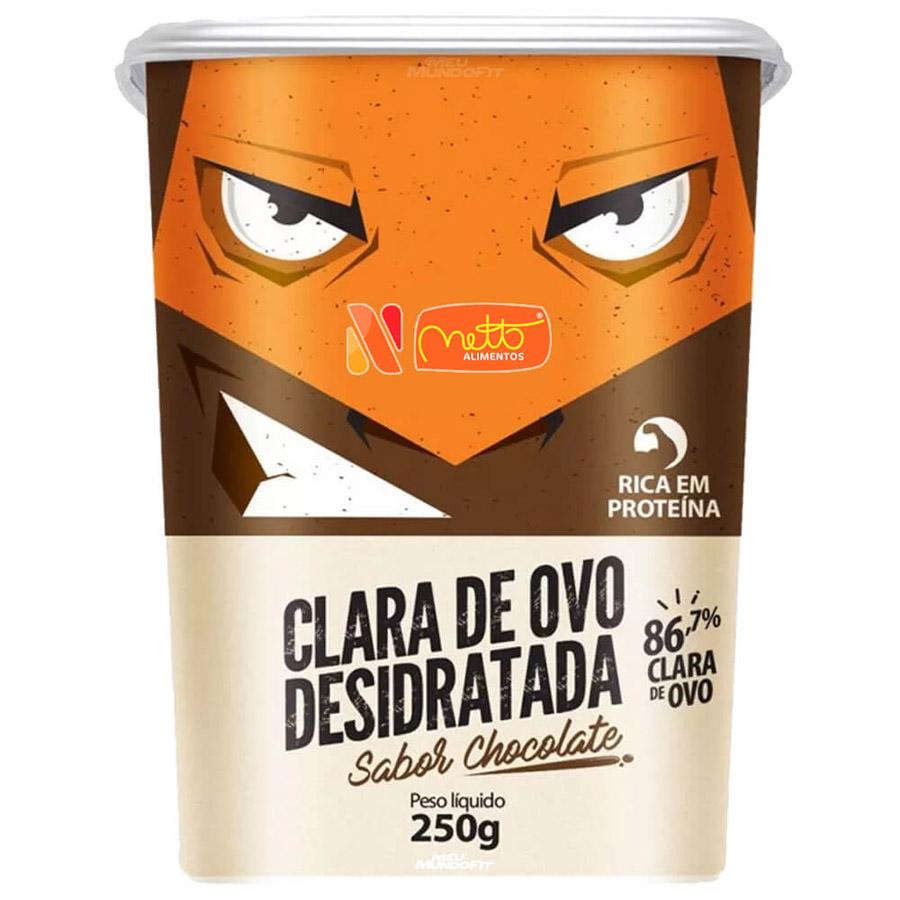 Clara de ovo desidratada